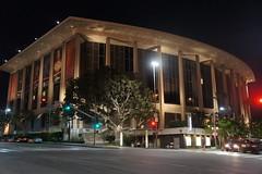Dorothy Chandler Pavilion, Los Angeles, Ca