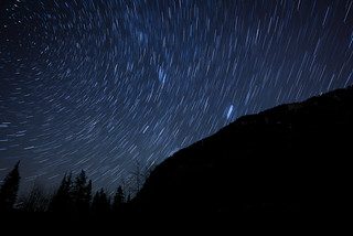 Timp Star Trails