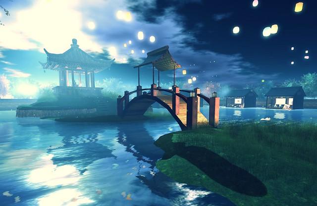 Water Lantern Festival (5)