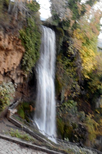 november waterfall greece macedonia monday northern edessa 2013 nov2013 25nov2013