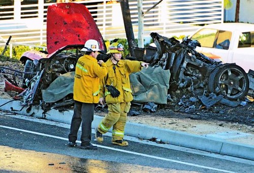 Nice Paul Walker Dies Car photos