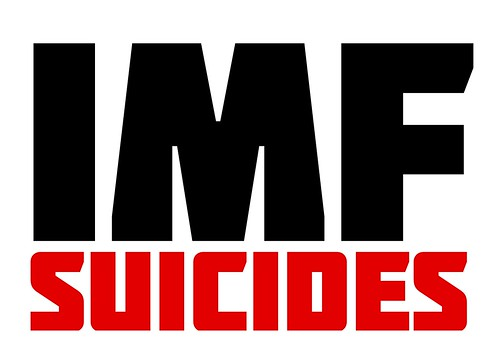 IMF SUICIDES by Teacher Dude's BBQ
