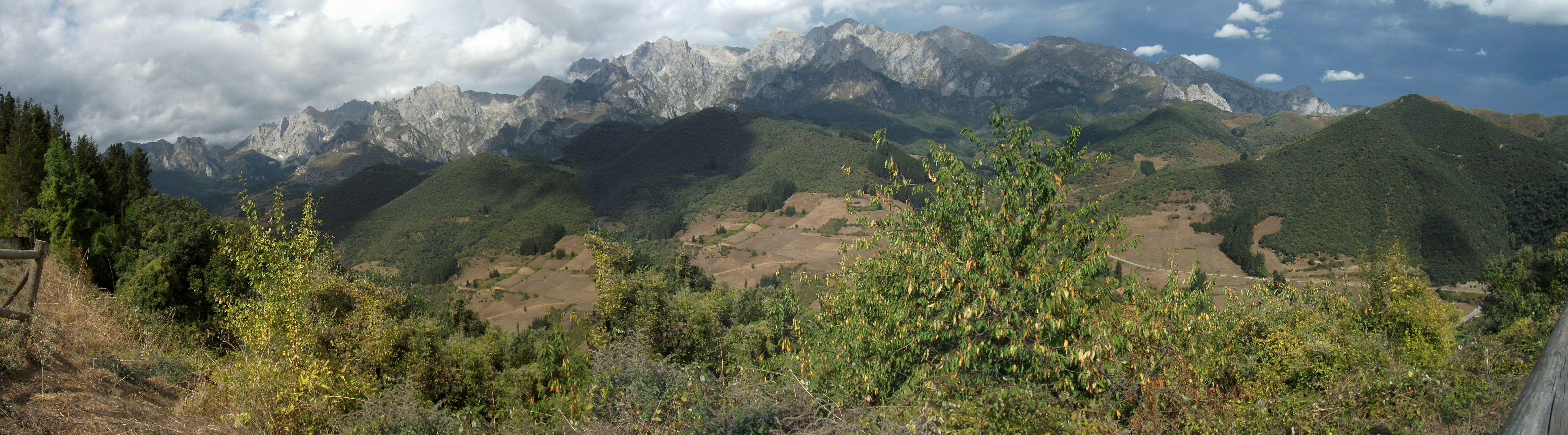 Elevation of rionansa cantabria spain maplogs - Maderas cantabria ...