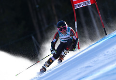 Préfontaine breezes to a 9th place finish in the giant slalom at the FIS Alpine World Cup in Beaver Creek, U.S.