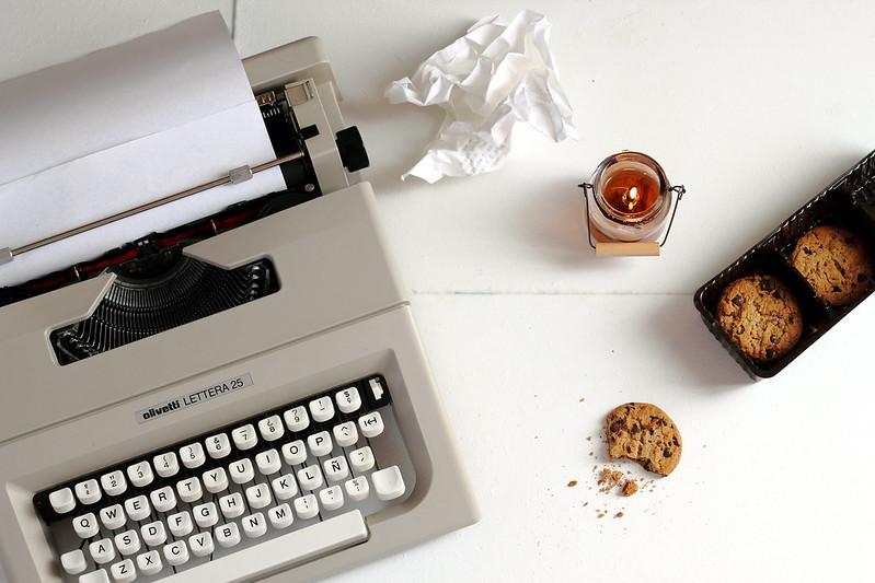 189-365 Mi vieja máquina de escribir