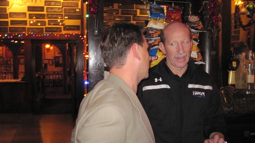 Vince Vitrano & Keith Tozer at Meet the Media on Dec. 5th.