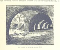"""British Library digitised image from page 331 of """"Paris de siècle en siècle. Le cœur de Paris, splendeurs et souvenirs. Texte, dessins et lithographes par A. Robida"""""""