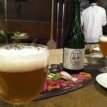 ベルギービール大好き!! イクス・イクス・ビターXX Bitter @エンボカ京都