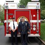 Fire Rescue Truck, Demarest Firefighters, New Jersey