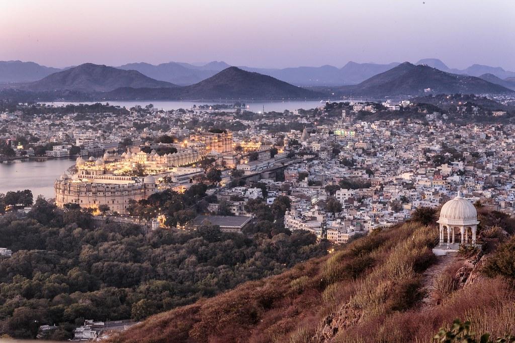 白色之城,烏代浦爾(Udaipur)