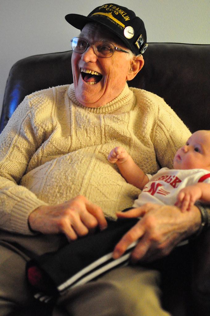 Grandpa Great and Noah