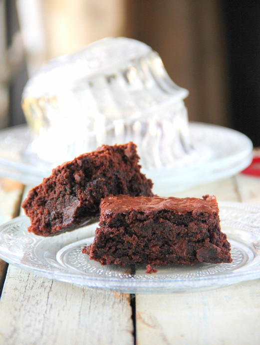 Ghirardelli Triple Chocolate Brownies