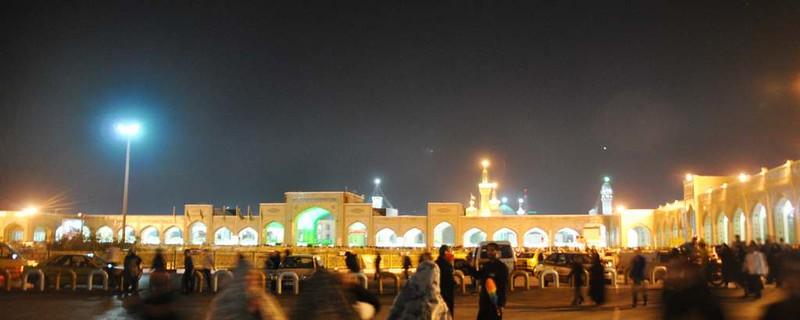 150 Plaza de la entrada de la Mezquita Iman Reza en Massahd (4)