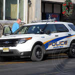 Fairview Police Car, Bergen County, New Jersey