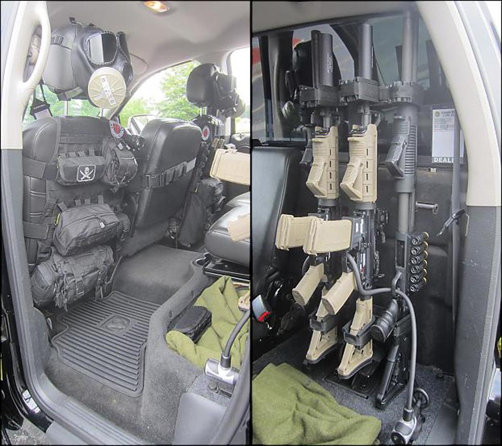 Bug Out Van Interior : Wer mopar dodge power wagon zombie hunter a
