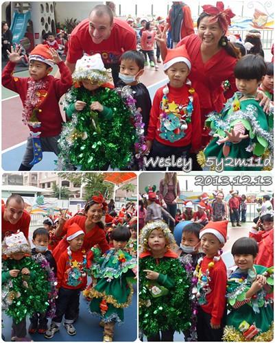 小小聖誕樹們-2