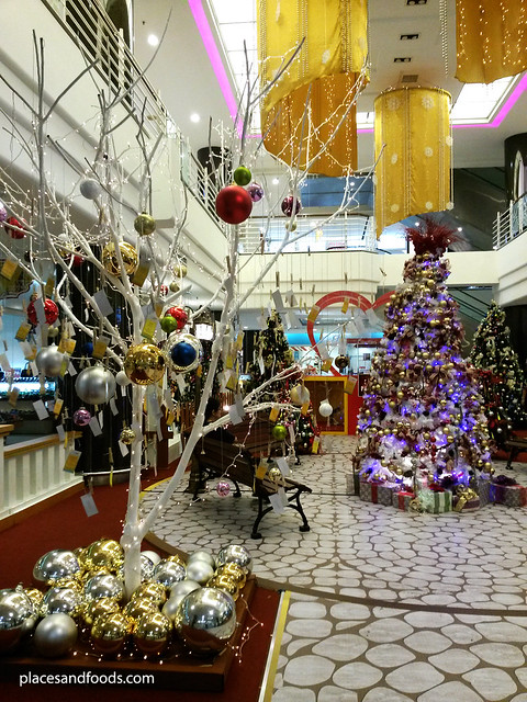 xmas cheras leisure mall