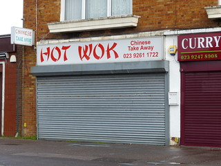 Another Hot Wok - 25 December 2013