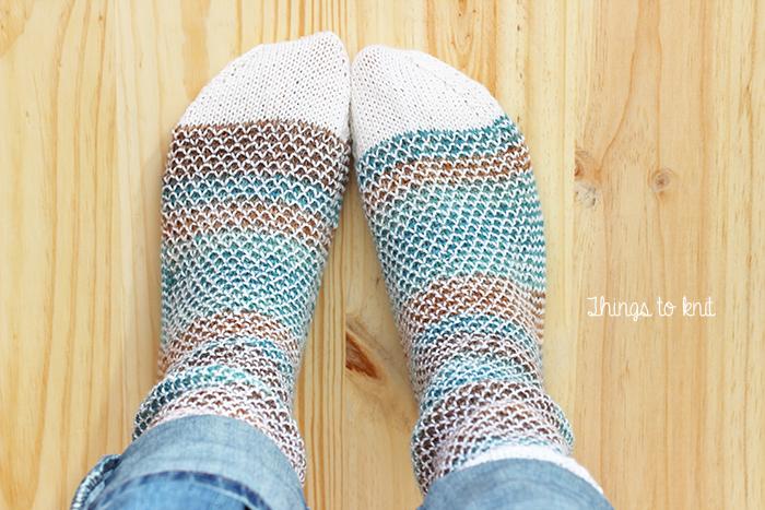 el reto - enero katia things to knit