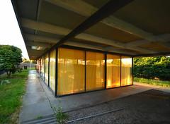 Abandoned glass house 2