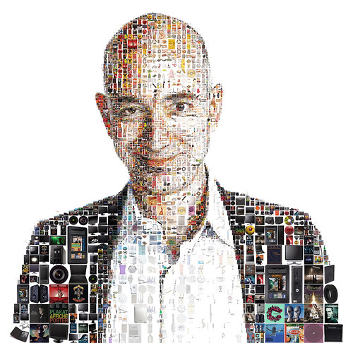 Jeff Bezos: Birth of a Salesman (for the Wall Street Journal)