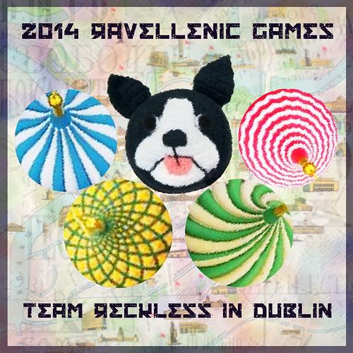 Ravellenic Games Team Reckless in Dublin 2014
