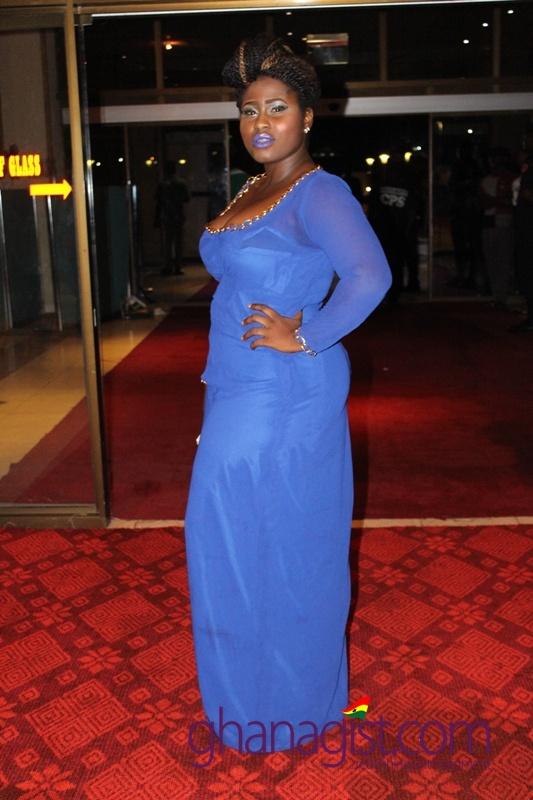 Lydia Forson at Ghana Movie Awards