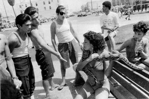 Garry Winogrand Venice Beach 1982