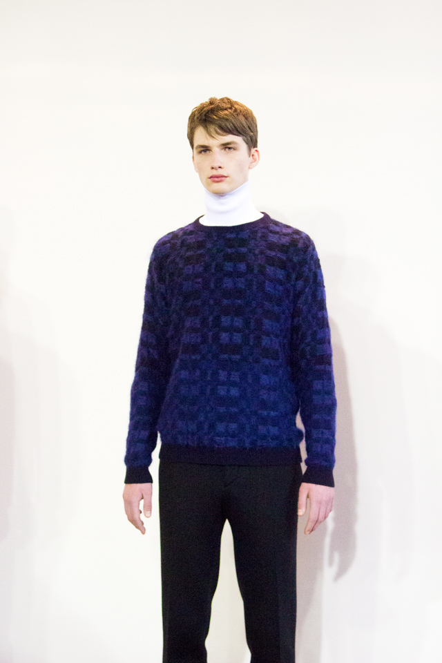 London Collections: Men Pringle of Scotland AW14