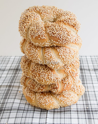 Simit - Turkse bagels