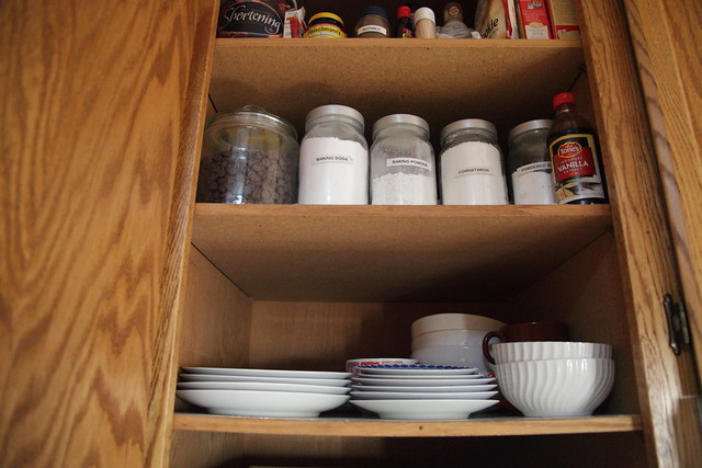 Organized Plates