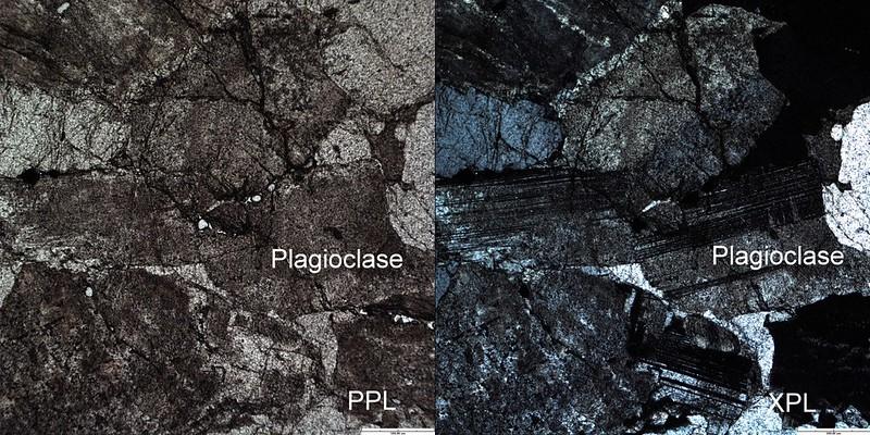 plagioclase