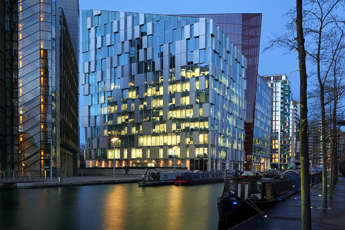 Carmine Building, Five Merchant Square, Paddington Basin
