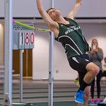 2014-01-12 -- Titan Triangular Indoor Track Meet