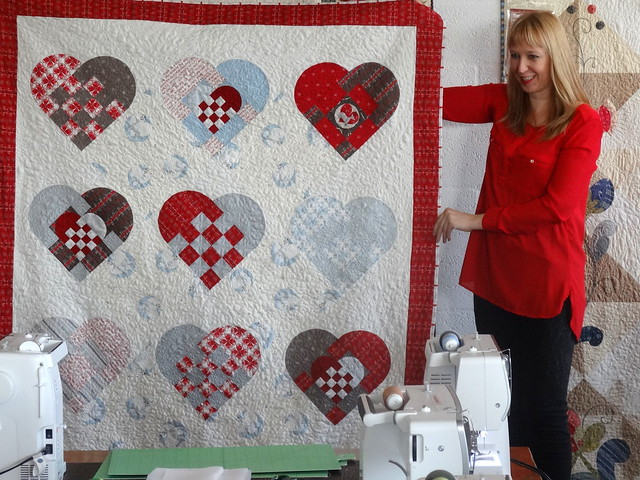 Wenche Wolff Hatling's quilt