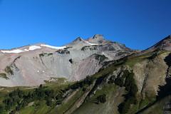 Goat Rocks Wilderness backpack,  Cispus Pass