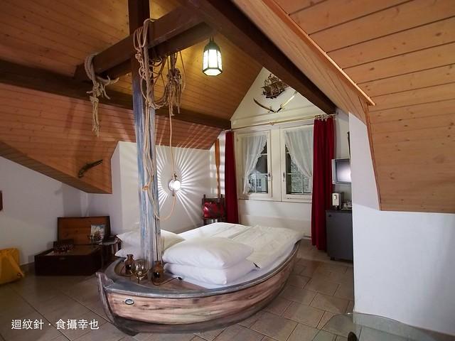 琉森 Hotel Magic