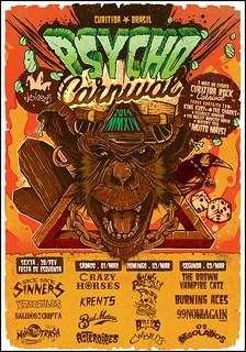psycho carnival 2014-2