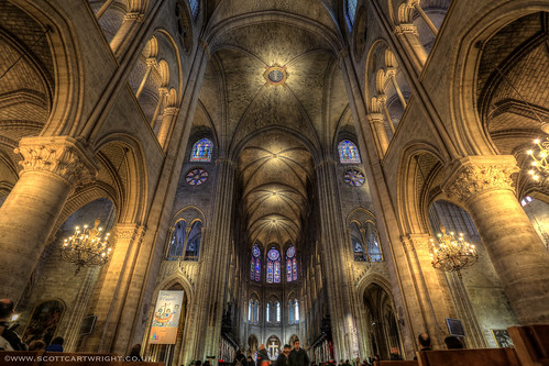Notre-Dame Cathedral HDR