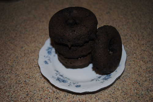 chocolate buttermilk doughnuts (5)