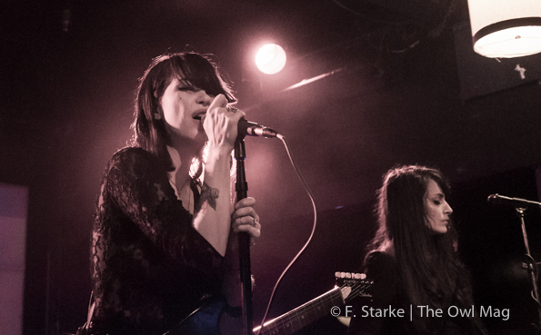 Dum Dum Girls @ The Echo, LA 1/28/14