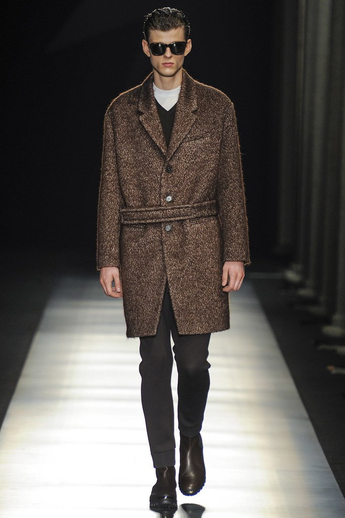 FW14 Milan Neil Barrett011_Elvis Jankus(VOGUE)