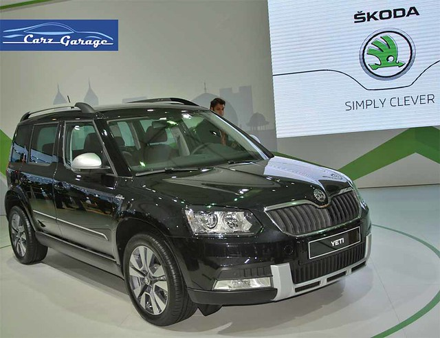 Skoda Auto Expo 14