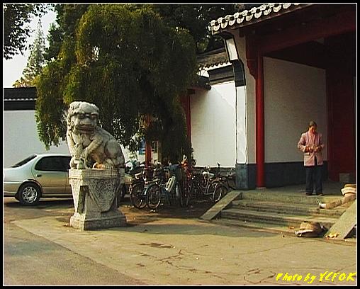 杭州 西湖 (其他景點) - 197 (白堤上的孤山 中山公園)