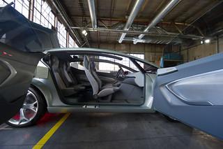 Opel Flextreme Concept