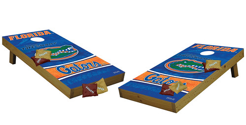 Florida Gators Premium Cornhole Boards