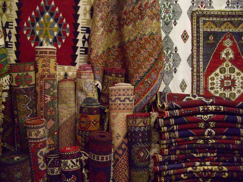 Turkey Carpet Shop I