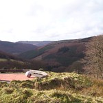 View from Cwmcarn Forest Drive