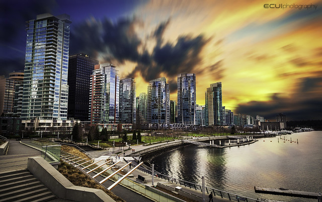 The Beautiful Downtown Vancouver