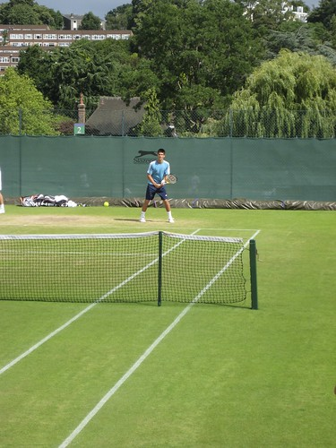 Wimbledon 2007 Day 2